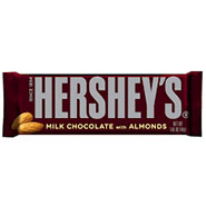 Hershey Chocolate Bar – Almond