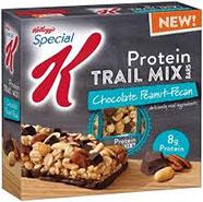 Special K Protein Trail Mix Chocolate Peanut-Pean Bar